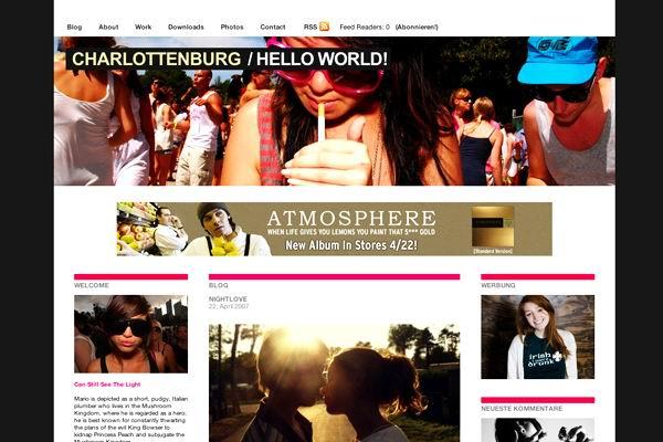 wordpress magazine theme -Charlottenburg