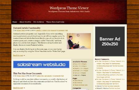 3-column zekescreen business theme