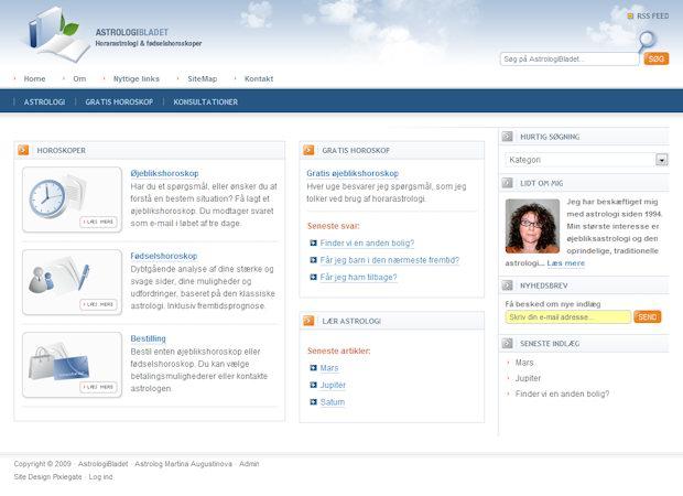 free Studiopress Chrome Theme example