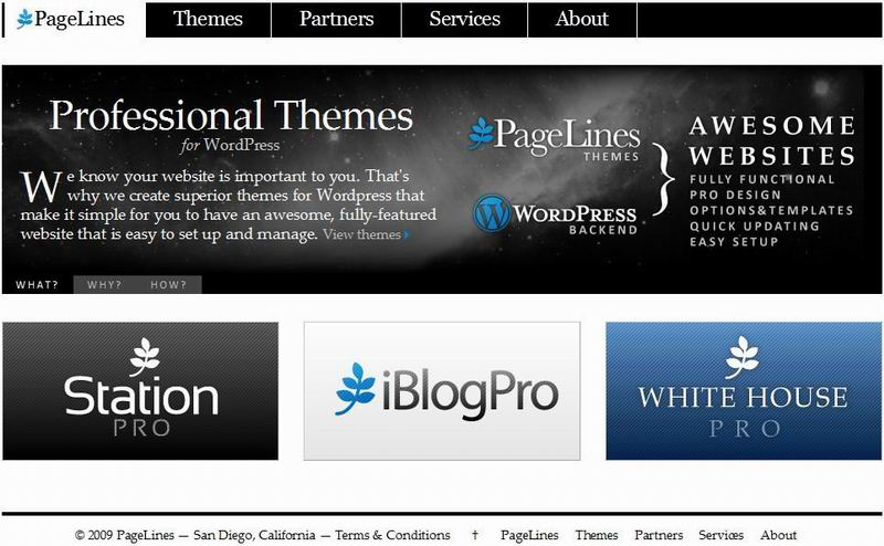 pagelines wordpress theme discount coupon code