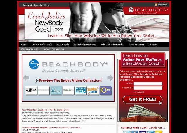 studiopress lifestyle example site