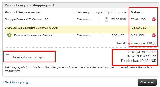 shopperpress coupon code