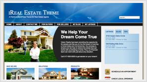 iThemes iCompany WordPress Theme