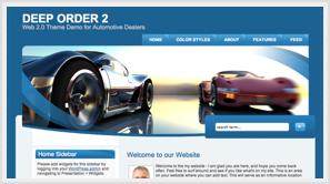 iThemes Deep Order WordPress Theme