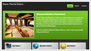 iThemes Bravo WordPress Theme