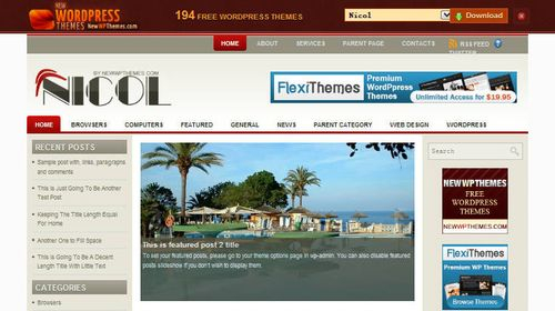 Free-WordPress-Themes-Nicola