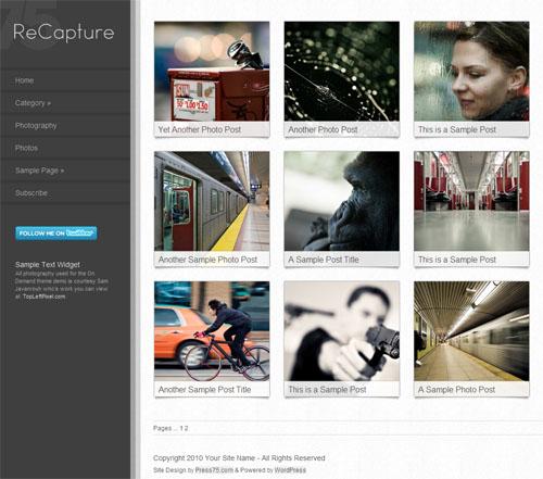 recapture-photograph-wordpress-theme