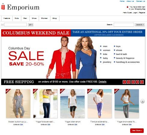 clothes wordpress themes