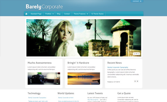 Barely-corporate-corporate-business-commercial-wordpress-themes