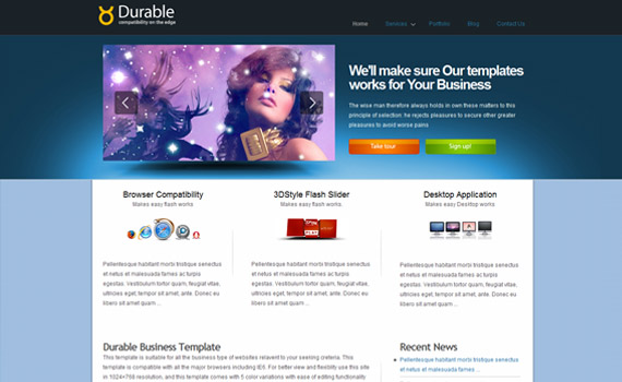Durable-corporate-business-commercial-wordpress-themes