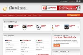 appthemes clasipress theme