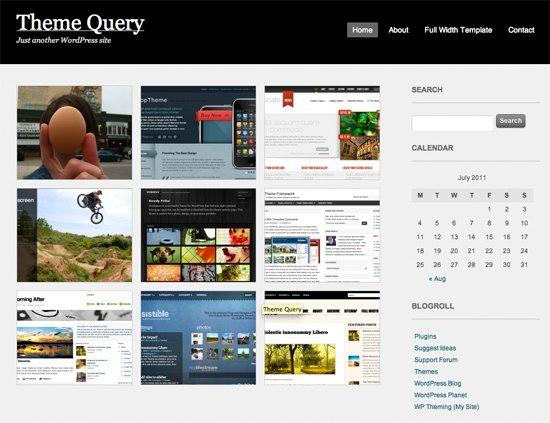 Portfolio Press WordPress Theme