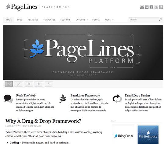 Platform WordPress Theme