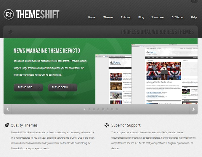 themeshift review