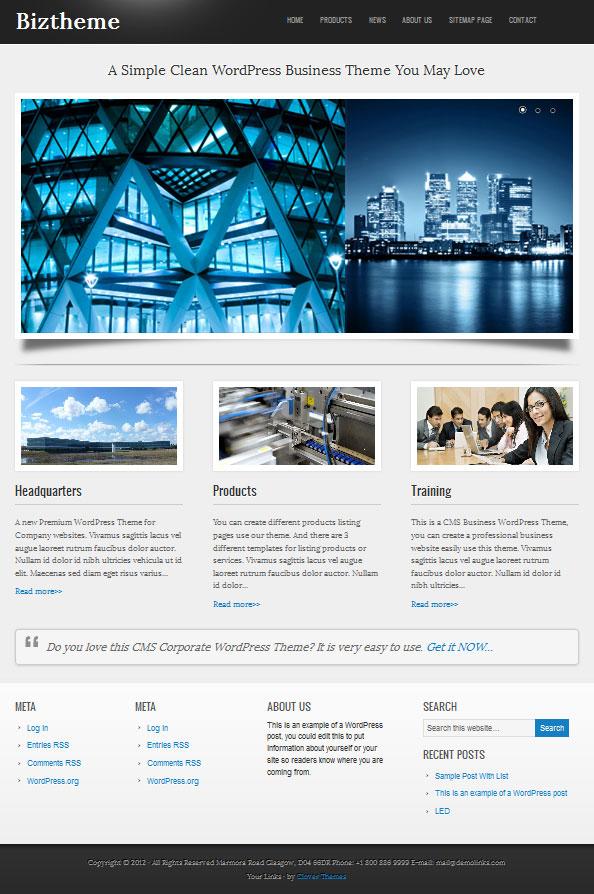 2012-business-wordpress-theme
