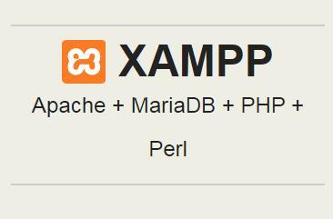 XAMPP Apache + MariaDB + PHP + Perl